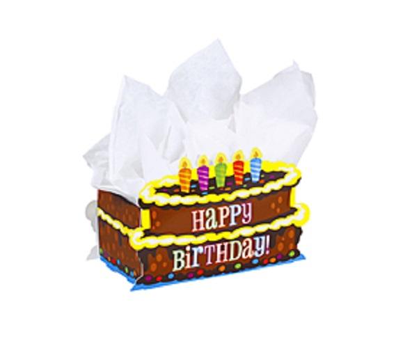 BIRTHDAY CAKE SMALL   Legends Popcorn